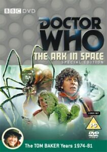 Neuf Doctor Who - The Ark IN Space DVD