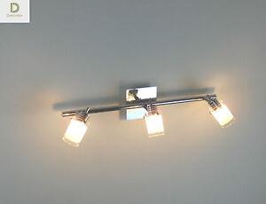 Lampada parete applique design moderno cromo specchio bagno quadri