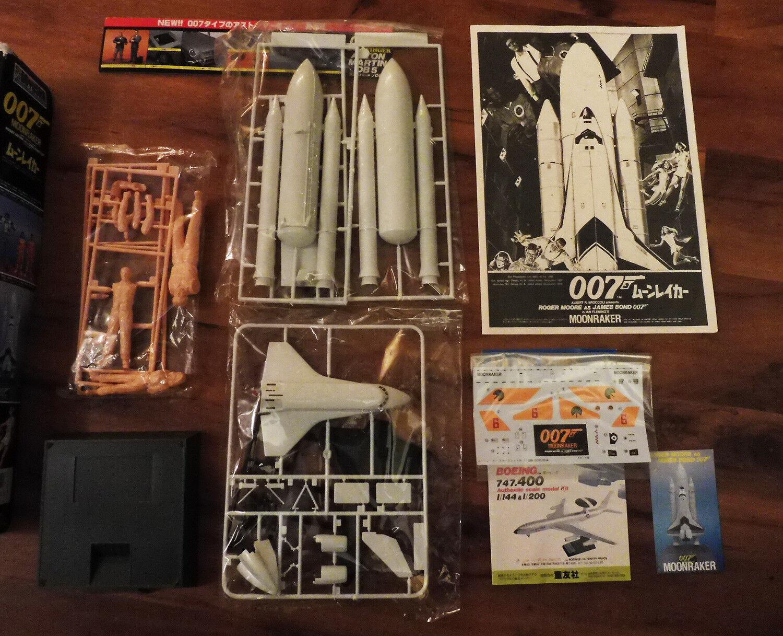 Moonraker 007 Bausatz super selten  | Online Store