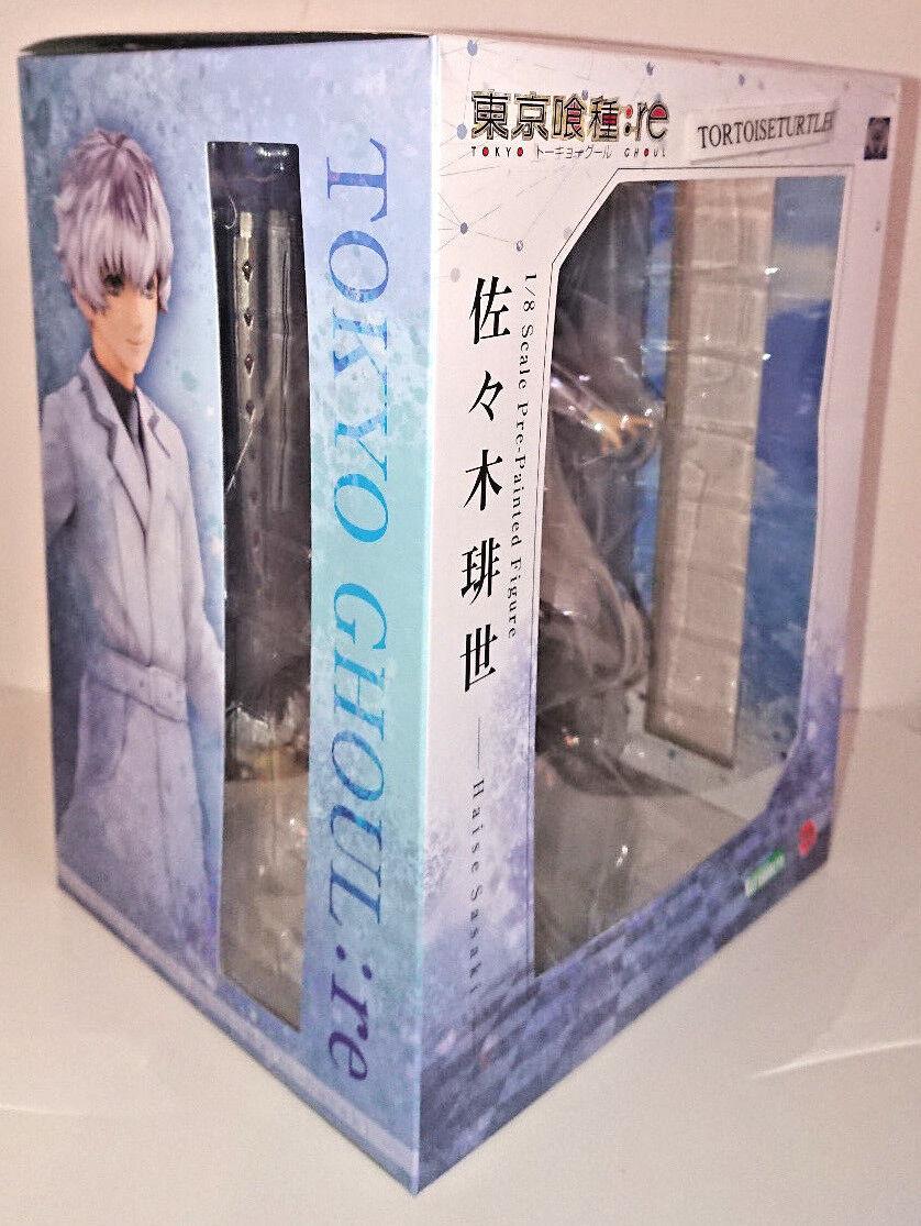 Kotobukiya ARTFX J J J Tokyo Ghoul : re Sasaki Haise figure 8fc1c6