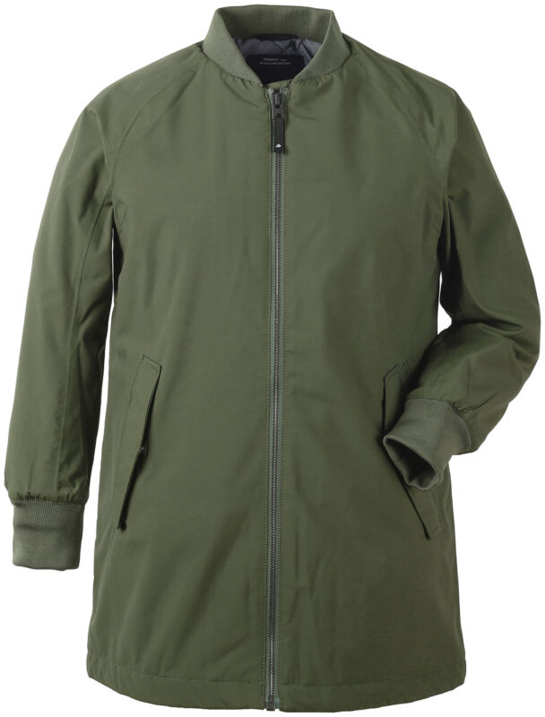 The Cheapest Price Didriksons Outdoor Jacket Functional Jacket Aten Girl's Youth Jacket Dark Green