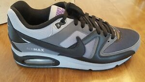 Details about Nike Air Max Command Size 9.5 StealthBlackDark Grey