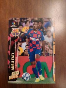 ANSU-Fati-Barcelona-rookie-card-72-Bis-mgk-megacracks-19-20