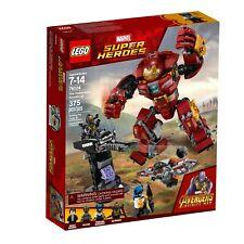 Lego Marvel Super Heroes Avengers Infinity War The Hulkbuster Smash-up 76104