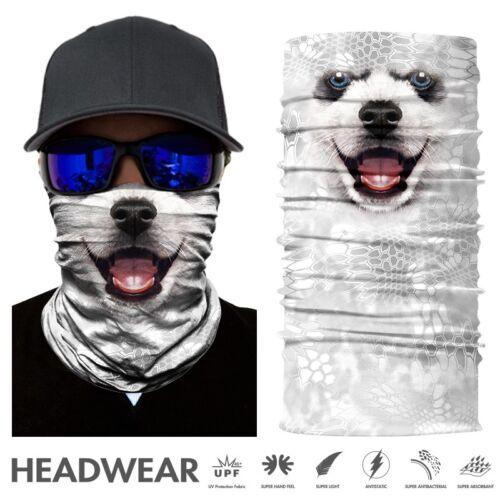 Multi-fun Face Mask Sun Mask Neck Gaiter Balaclava Fishing Scarf Headwear UV