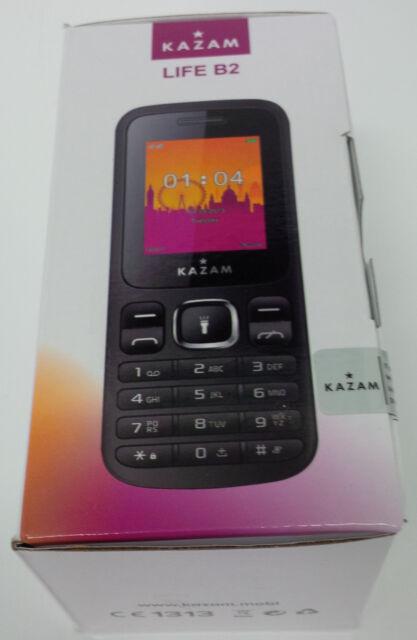 Kazam B2 Life Black Dual Sim Kamera Bluetooth Radio Ebay