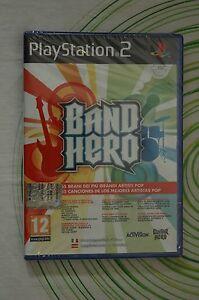 BAND-HERO-ps2-pal-NUOVO
