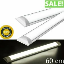 20w 2ft Led Tube Light Ceiling Surface Mounted Lamp Bright Shop Factory Bulb New
