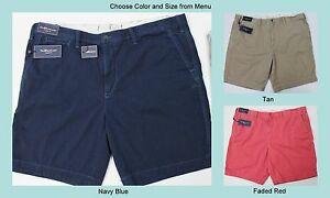 NWT-85-Polo-Ralph-Lauren-Classic-Fit-Pony-Chino-Shorts-Men-44-46-50-42T-44T-NEW
