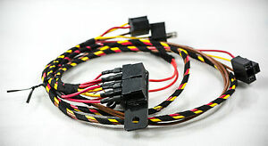 vw t4 transporter uprated headlight wiring loom harness plug image is loading vw t4 transporter uprated headlight wiring loom harness