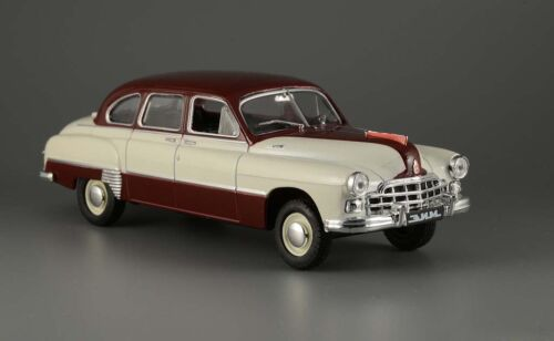 GAZ-12 ZIM Luxury Soviet Sedan USSR 1948 Year 1//43 Scale Collectible Model Car