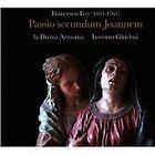 Francesco Feo - : Passio secundum Joannem (2013)