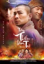 SHAOLIN Movie POSTER 27x40 Andy Lau Nicholas Tse Bingbing Fan Jackie Chan Jacky