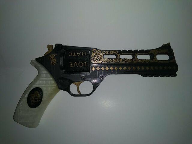 Harley Quinn Pistol Suicide Squad Movie Gun Revolver  Prop