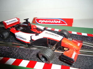 Intelligent Openslot F1 Rot 1/32 Neu In Ungebraucht Ref.4892 Mild And Mellow Kinderrennbahnen