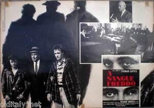 Fotobusta-1968-en-Sangue-Freddo-Robert-Blake-Jeff-Corey-John-Forsythe-S