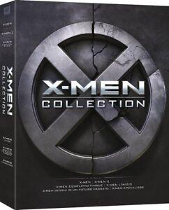 X-MEN-COMPLETE-COLLECTION-6-DVD-COFANETTO-UNICO-NUOVO-ITALIANO