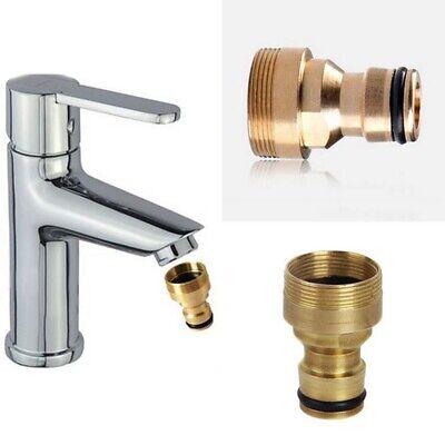 Faucet Adapter Quick Connector Kitchen Faucet Water Tap Hose Garden Hose Adapter Ebay