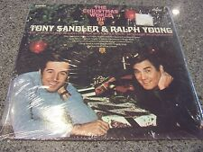 """""""The Christmas World of Tony Sandler & Ralph Young"""" CAPITOL LP #ST-2967 w/Shrink"""
