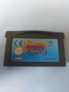 Spyro: temporada De Hielo Cartucho sólo Pal Nintendo Game Boy Advance