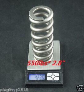 Bicycle Components & Parts J&L Titanium/Ti Coil Spring fit