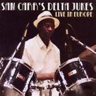 Sam Carrs Delta Jukes Live in Europe CD 11 Track European Superbird 2010
