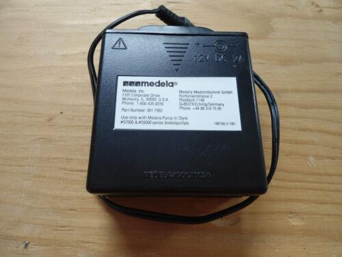 Genuine Medela 901.7002 Breast Pump Battery Pack,Power Supply Portable