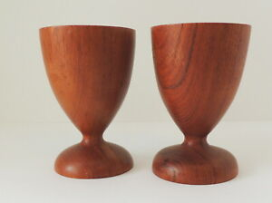 Pair-of-Vintage-Wood-Candlesticks-Danish-Mid-Century-Modern-4-5-034-High