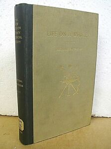 Life-On-A-Whaler-or-Antarctic-Adventures-by-Nathaniel-W-Taylor-1929-Limited-Ed