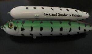Details about Backland Outdoors 3 0 Demon Dragon Lures Inline Float Lures  Catfish Striper