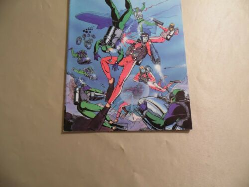 Details about  /Hard Corps #4 Valiant 1993 Free Domestic Shipping