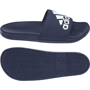 936107add02b Image is loading Adidas-Men-Sandals-Adilette-Cloudfoam-Plus-Logo-Slides-
