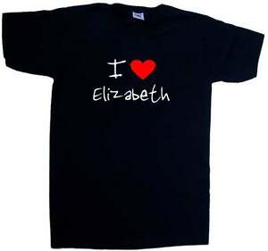 I-Love-Heart-Elizabeth-V-Neck-T-Shirt
