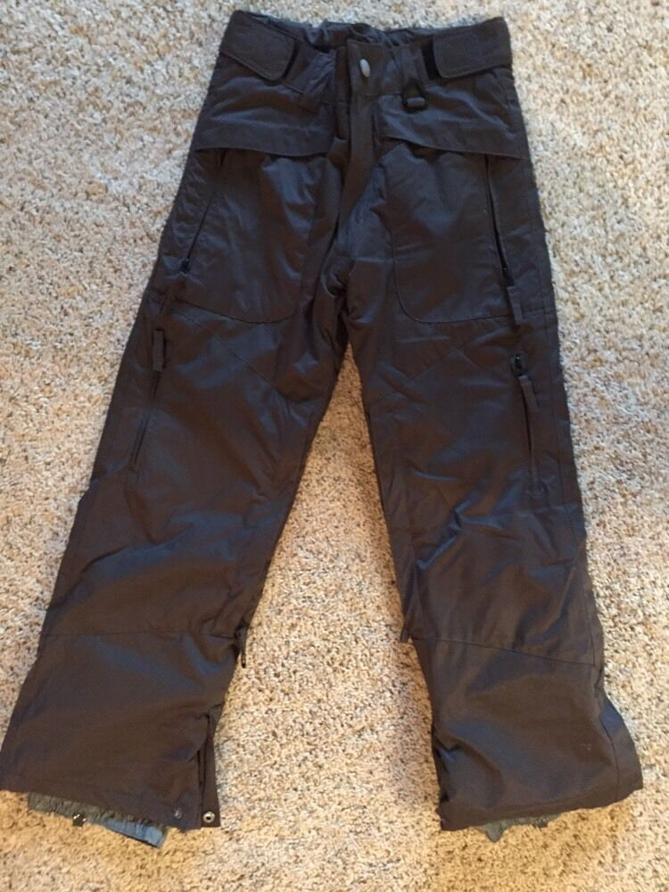 TACTIC  SKI SNOWBOARD PANTS Women's Taupe brown XSMALL RCP  take up to 70% off