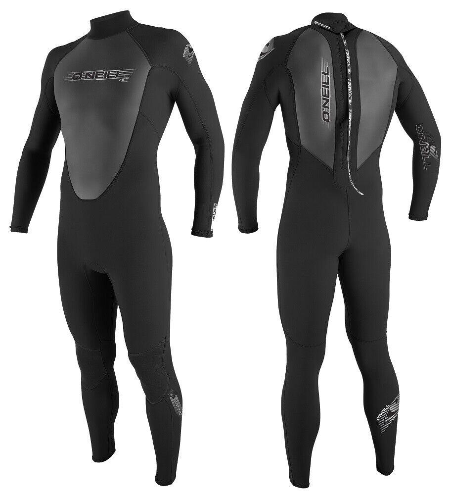 O'Neill Completo Suit Reactor Traje Neopreno Negro