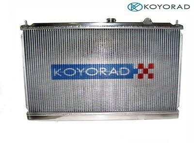 Koyo Honda 02-05 Civic SI 2.0L MT Radiator EP3