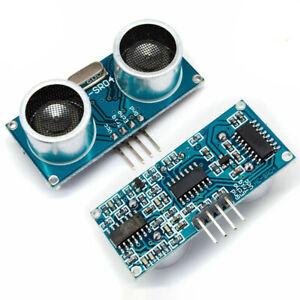 5pcs Ultrasonic Module HC-SR04 Distance Measuring Transducer Sensor for Arduino