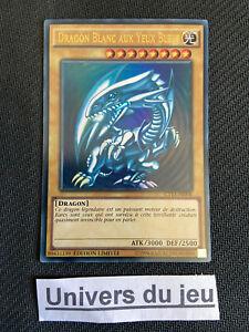 Yu-Gi-Oh! Dragon Blanc aux Yeux Bleus CT13-FR008