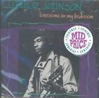 """Lonesome in My Bedroom by Luther """"Snake Boy"""" Johnson (CD, Jun-1992, Evidence)"""