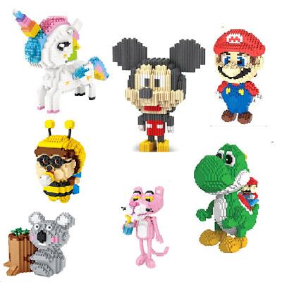 2750 Pieces Toys Diamond Mini Building Blocks Pikachu Pokémon