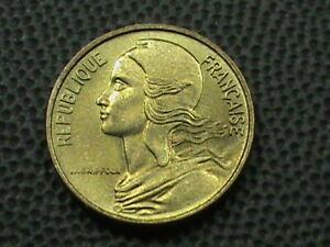 Frankreich-5-Centimes-1972-UNC-Maximum-in-USA