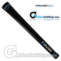 Forward Golf Club Grips - Black / Blue X 9