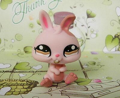 LITTLEST PET SHOP Pink Dwarf Bunny #1366