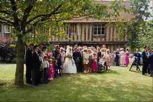 633047-Wedding-Group-At-Kings-Norton-Parish-Church-Birmingham-A4-Photo-Print