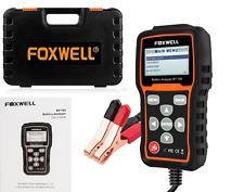Foxwell BT705 Automotive Battery tester Car Battery Analyzer Original