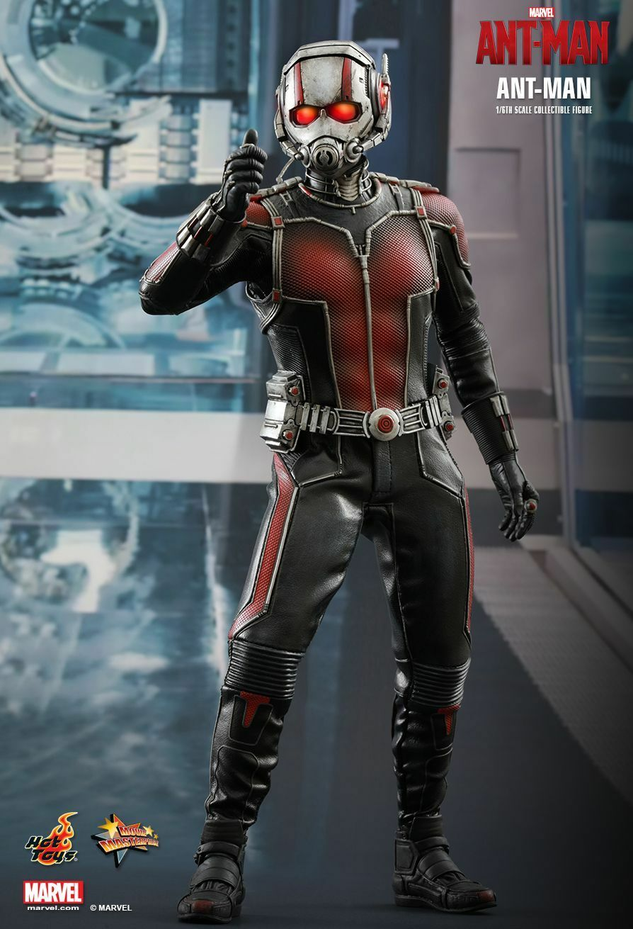 HOT HOT HOT TOYS 1/6 MARVEL ANT-MAN MMS308 SCOTT LANG MASTERPIECE ACTION FIGURE New FAST ba620f