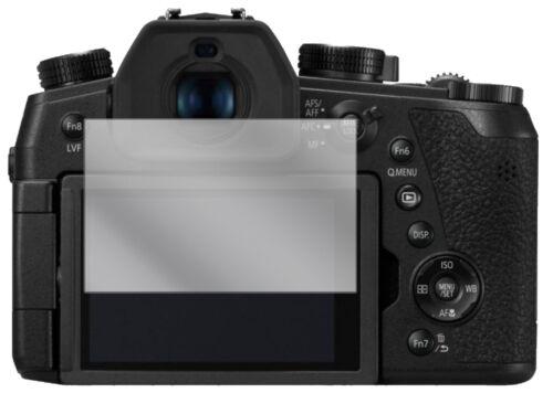 6x Panasonic Lumix DC-FZ1000 II Screen Protector Protection Crystal Clear dipos