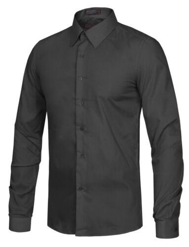 NE PEOPLE Men/'s Slim Fit Button Down Long Sleeve Dress Shirt NEMT104