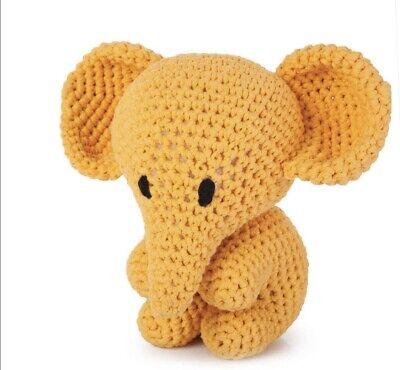 Amigurumi pattern Crochet Elephant pattern Crochet pattern | Etsy | 370x400
