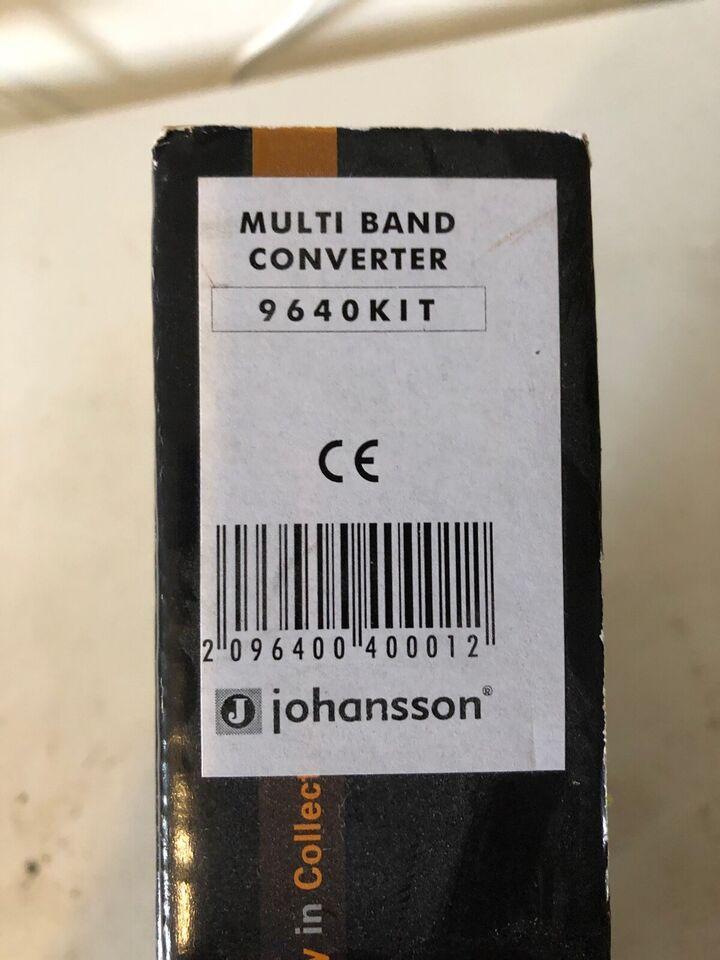 Johansson 9640 kit multi and converter , Johansson, 9640